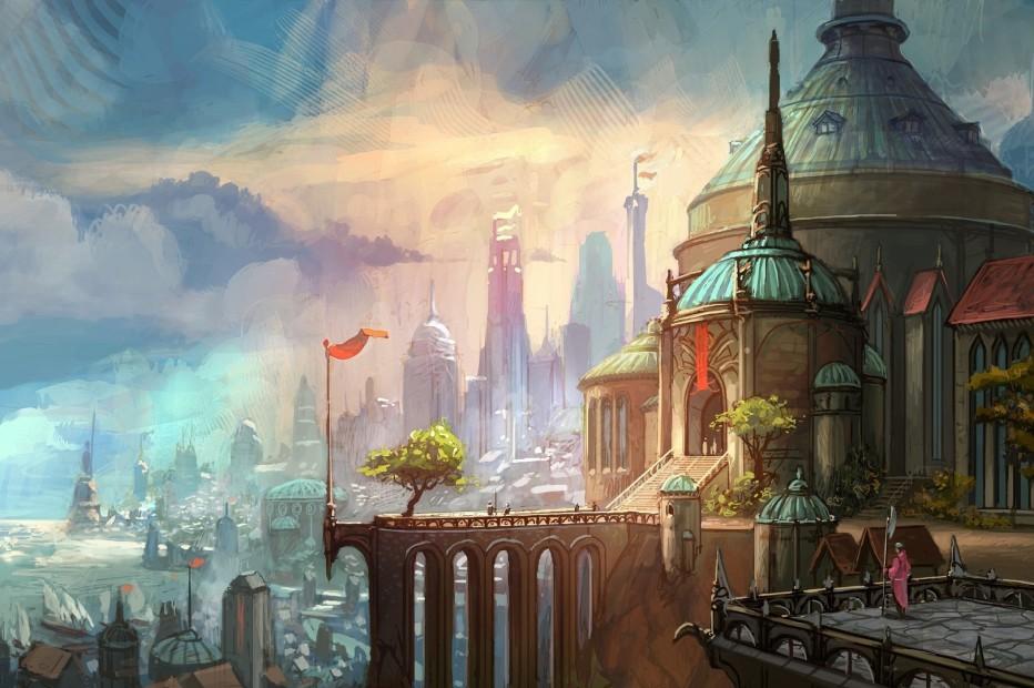 Demacia City
