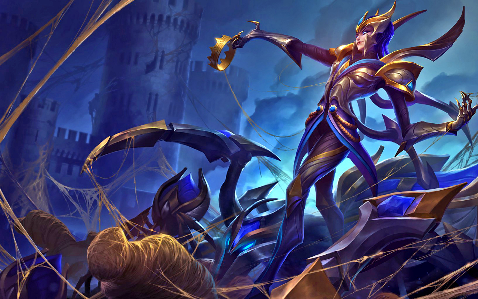 Victorious Elise - League of Legends Wallpapers