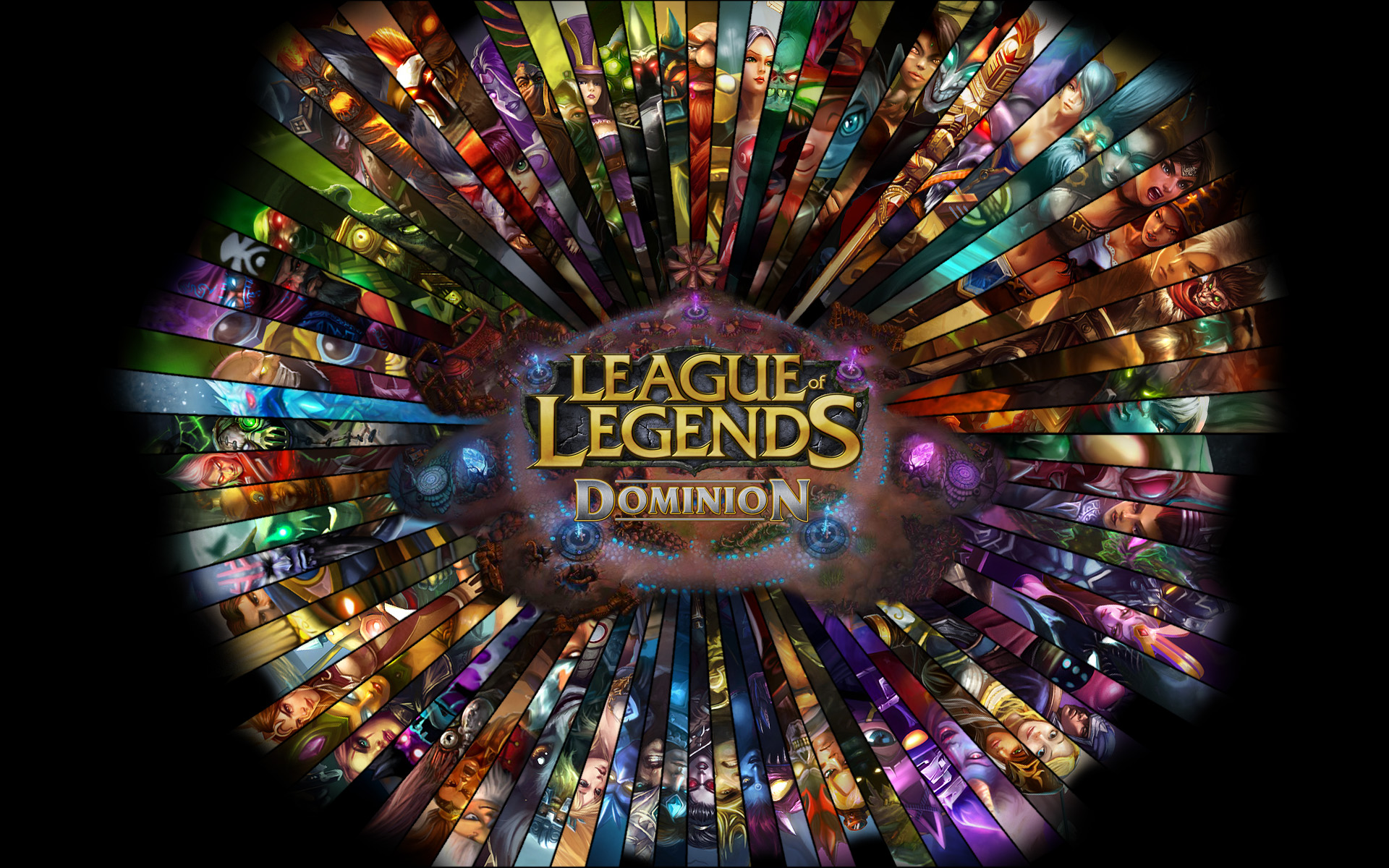 League of legends dominion lolwallpapers league of legends dominion wallpaper voltagebd Image collections