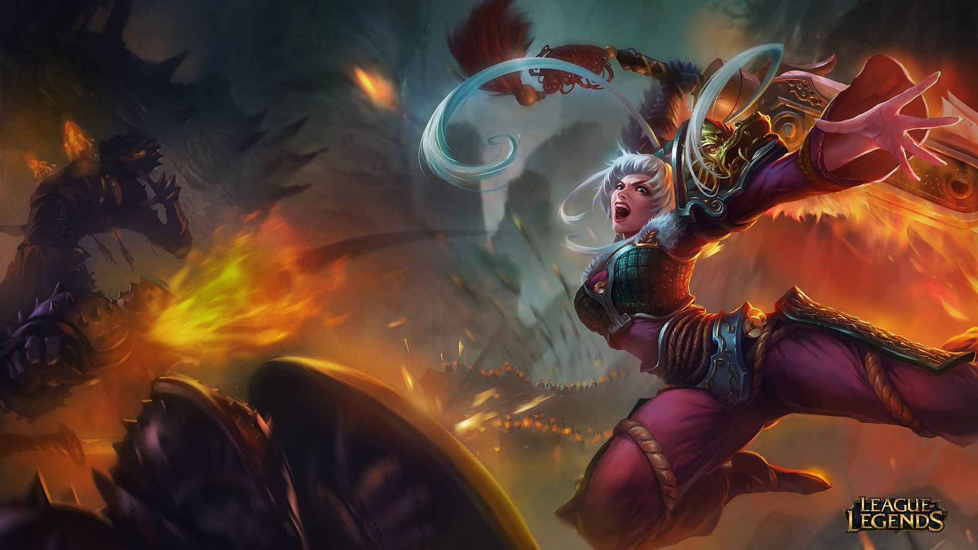 dragon blade riven how to get
