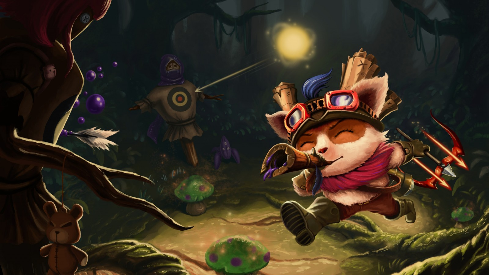 teemo wallpaper - photo #5