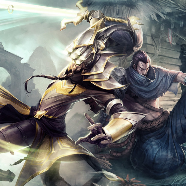 master yi vs yasuo - photo #2