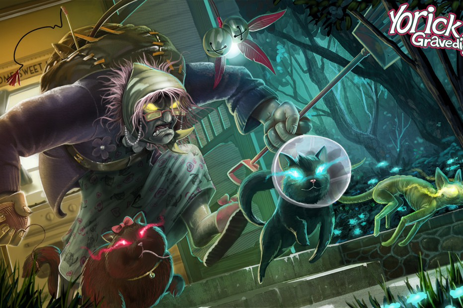 The Gravedigger Yorick