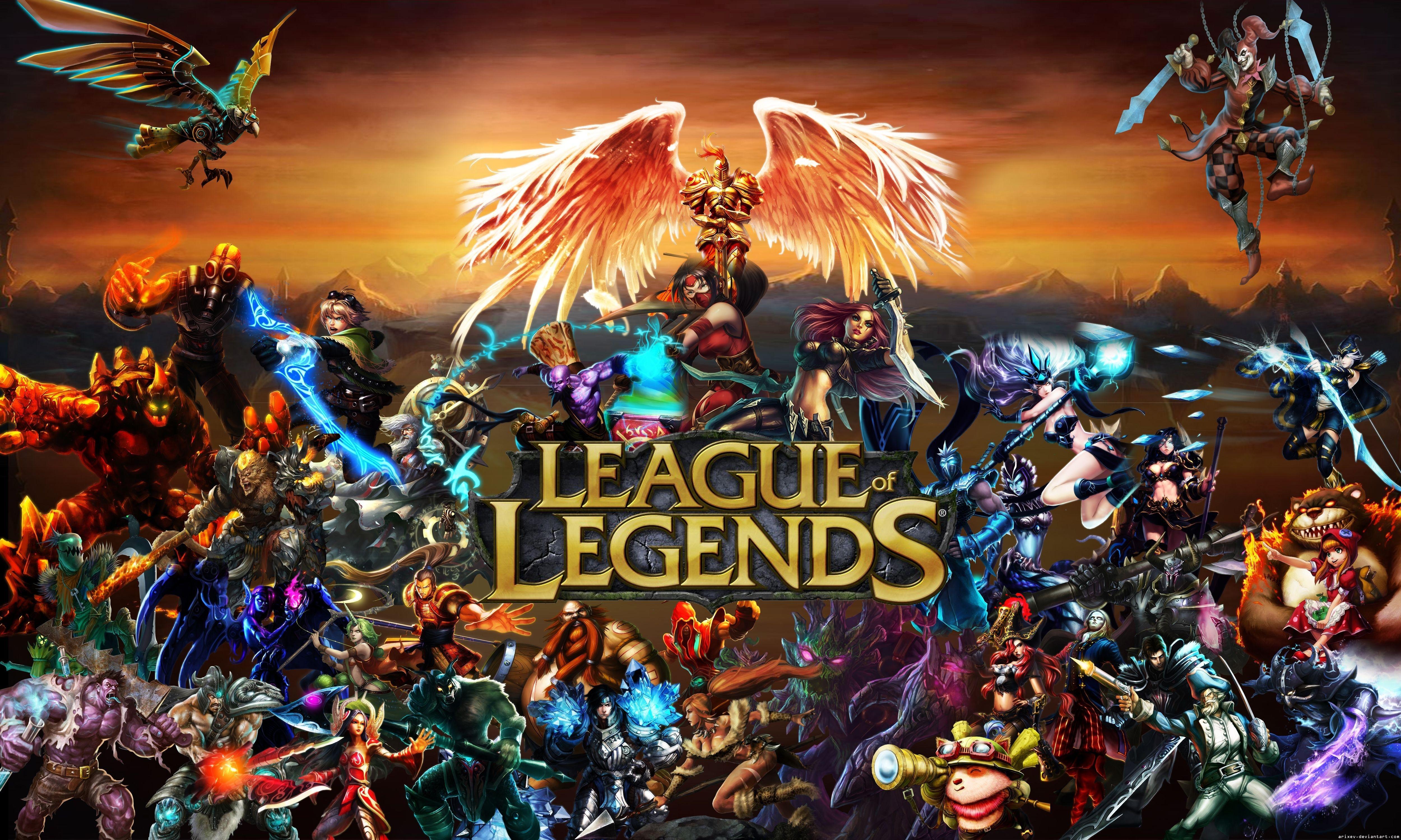 League Of Legends Liga