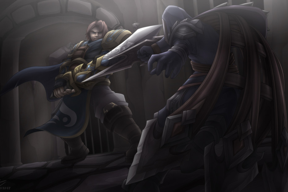 Garen vs Talon