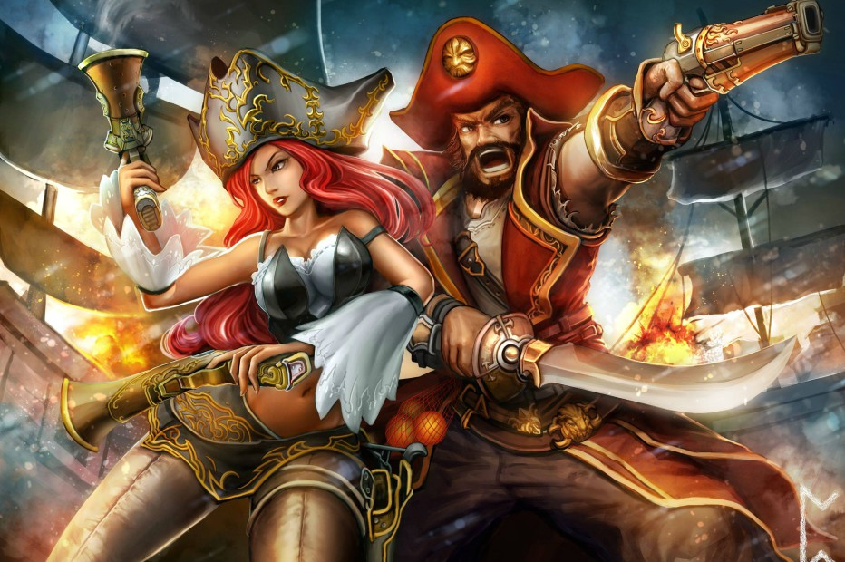 Miss Fortune & Gangplank