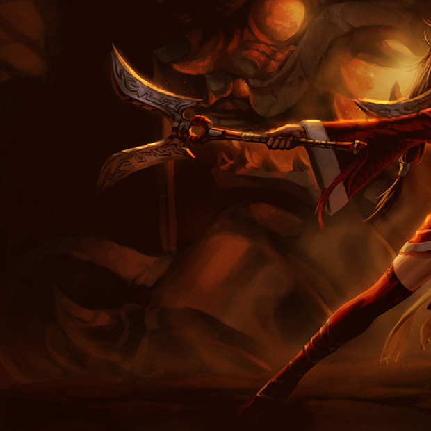 Blood Moon Akali