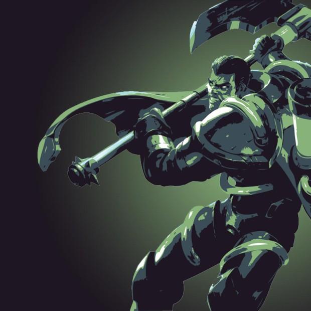 Bioforge Darius Minimalistic