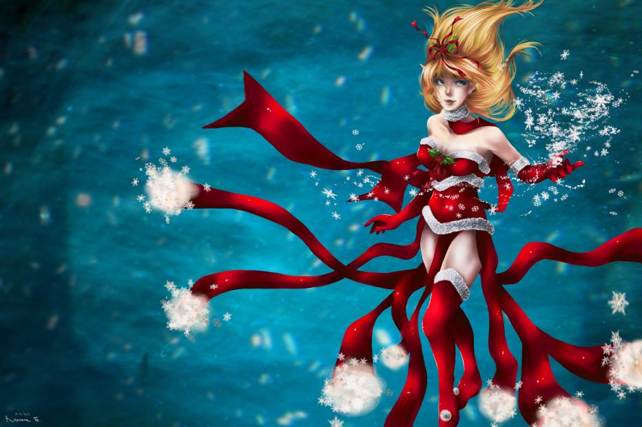Christmas Janna