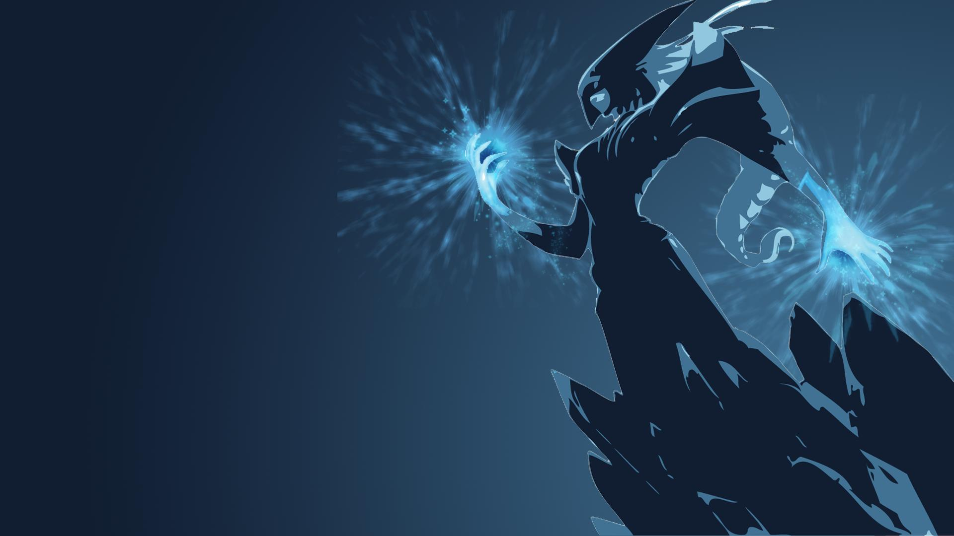 Lissandra Minimalistic Fan Art - League of Legends Wallpapers