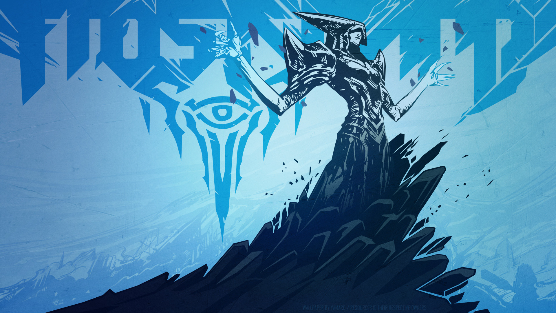 Lissandra Fan Art - League of Legends Wallpapers