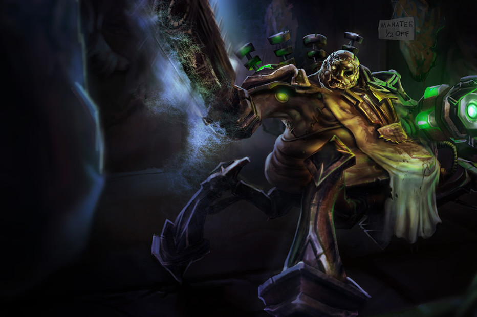 Urgot Lolwallpapers