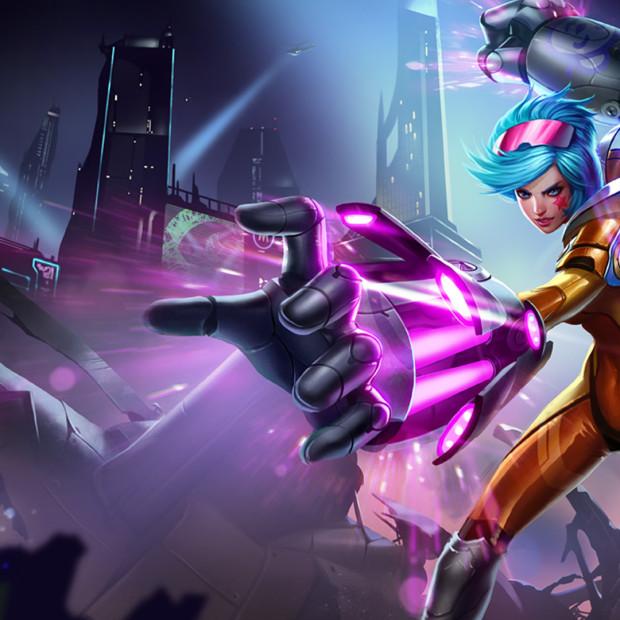 Neon Strike Vi