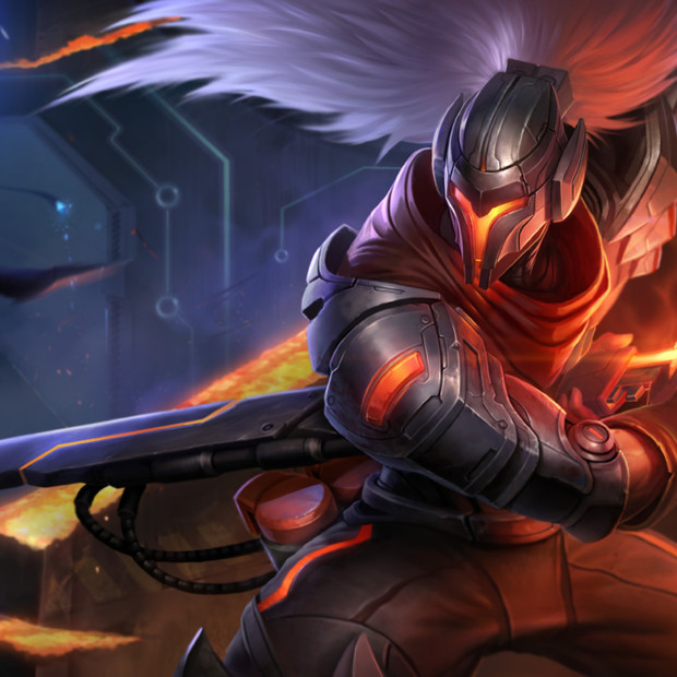 PROJECT: Yasuo