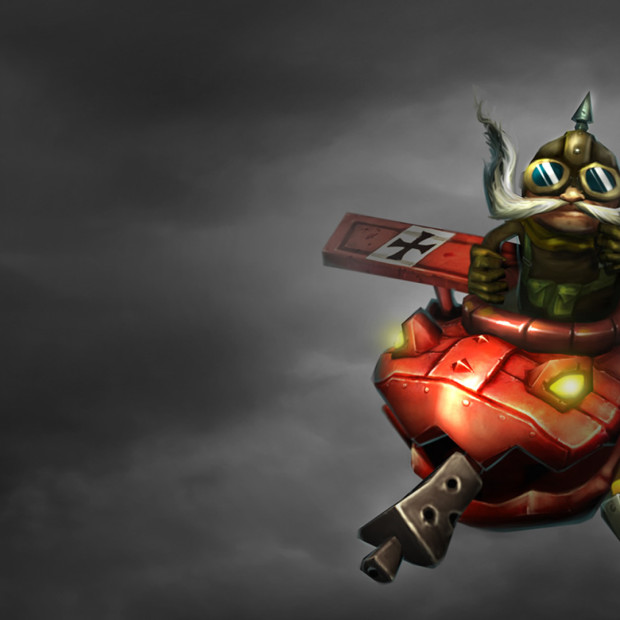 Red Baron Corki