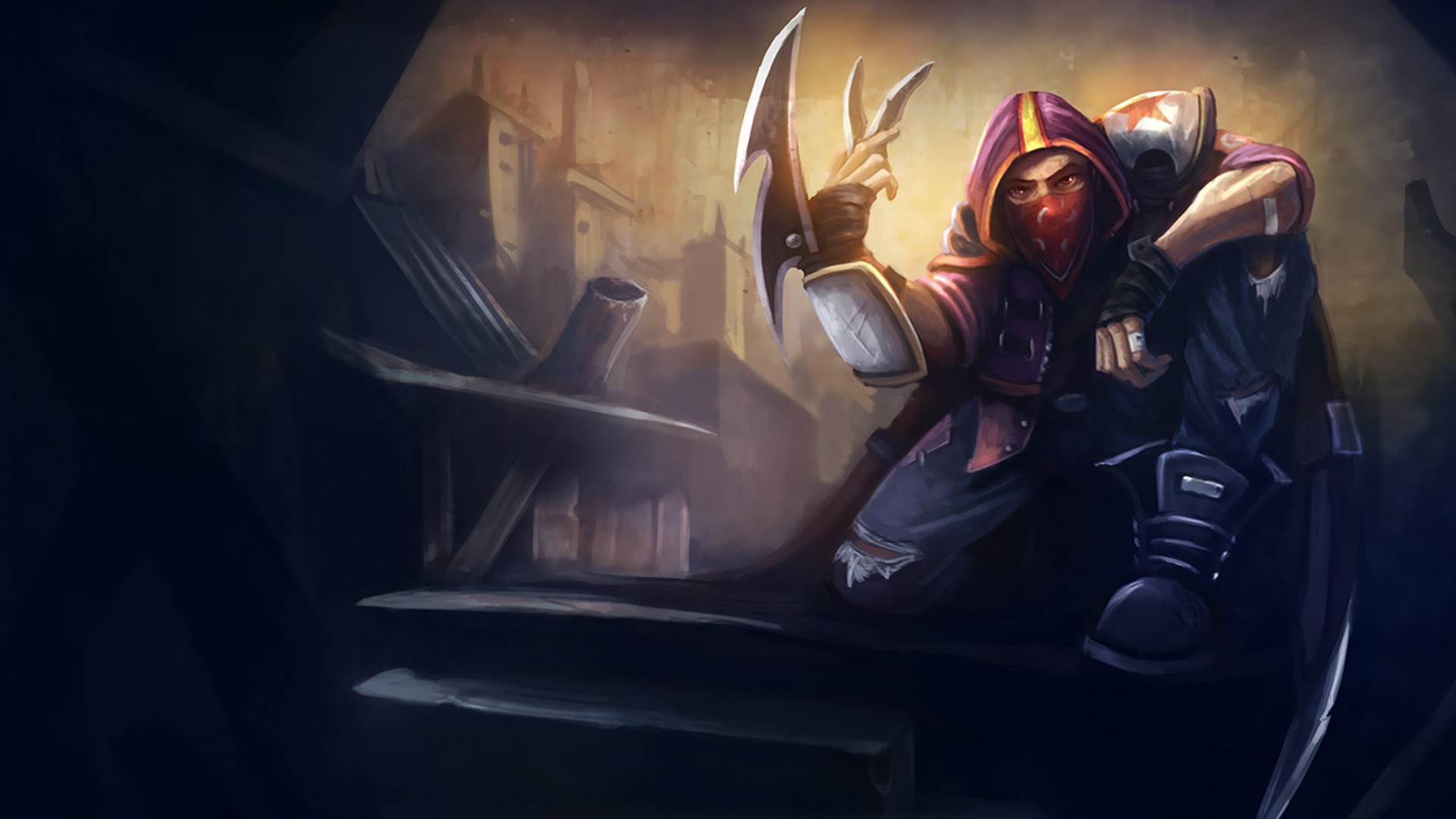 Renegade Talon - League of Legends Wallpapers