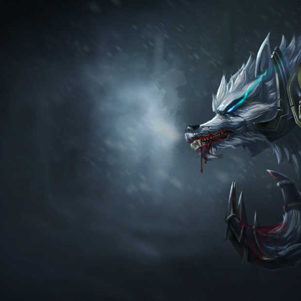 Tundra Hunter Warwick Old Skin