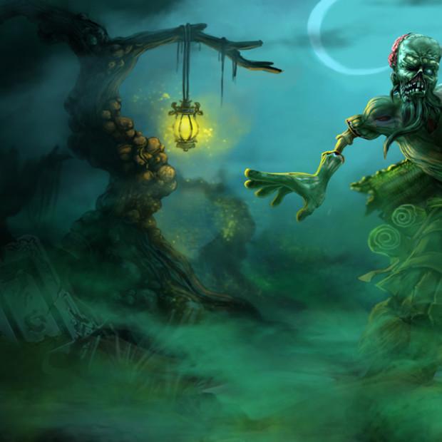Zombie Ryze Old Skin