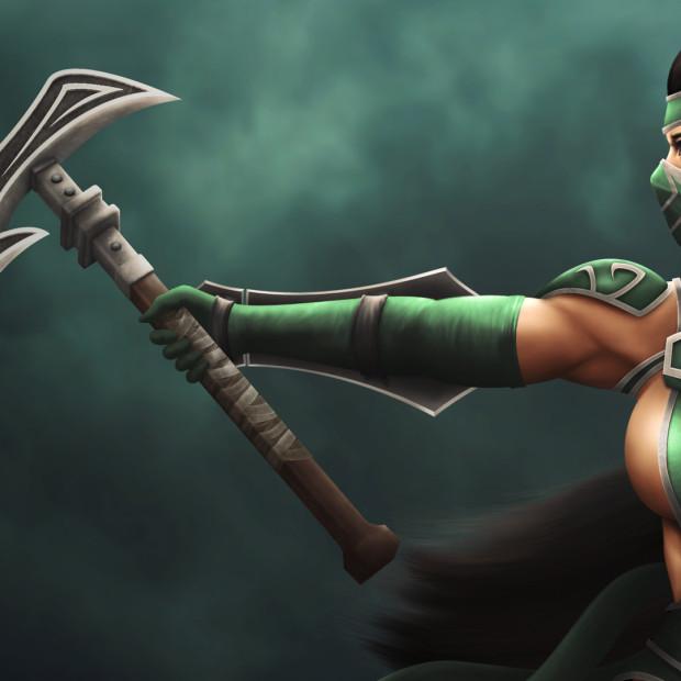 Sexy Akali