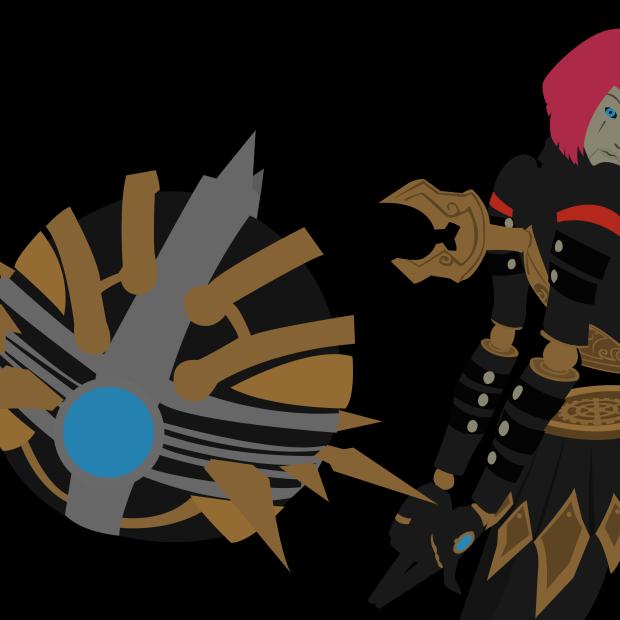 Bladecraft Orianna Minimalistic