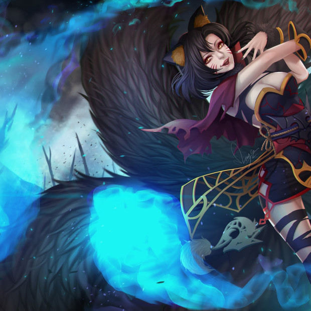 Nightmare Spirit Ahri