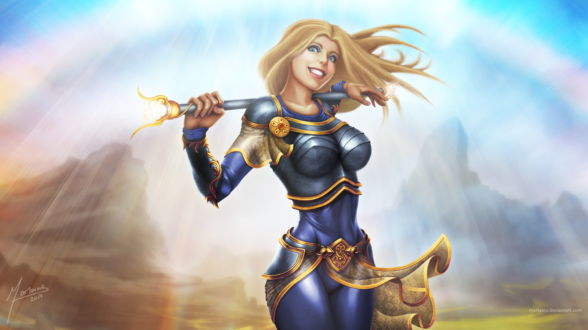 Sexy league of legends lux