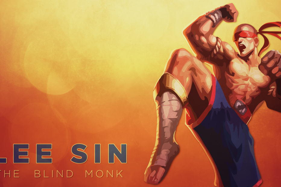 Muay Thai Lee Sin