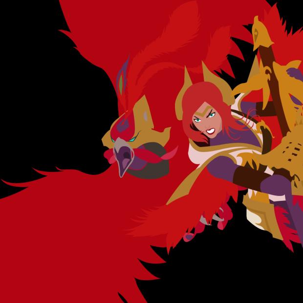 Phoenix Quinn Minimalistic