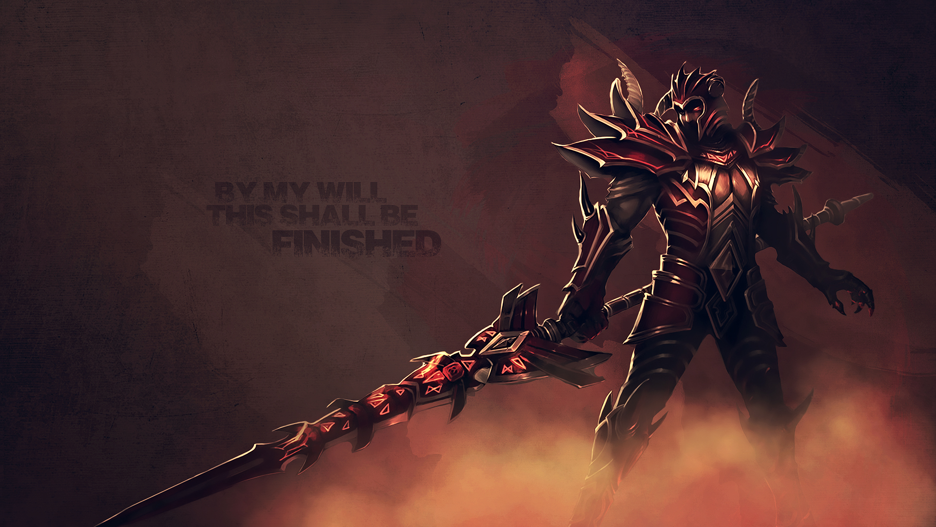 DragonSlayer Jarvan Fan Art - League of Legends Wallpapers