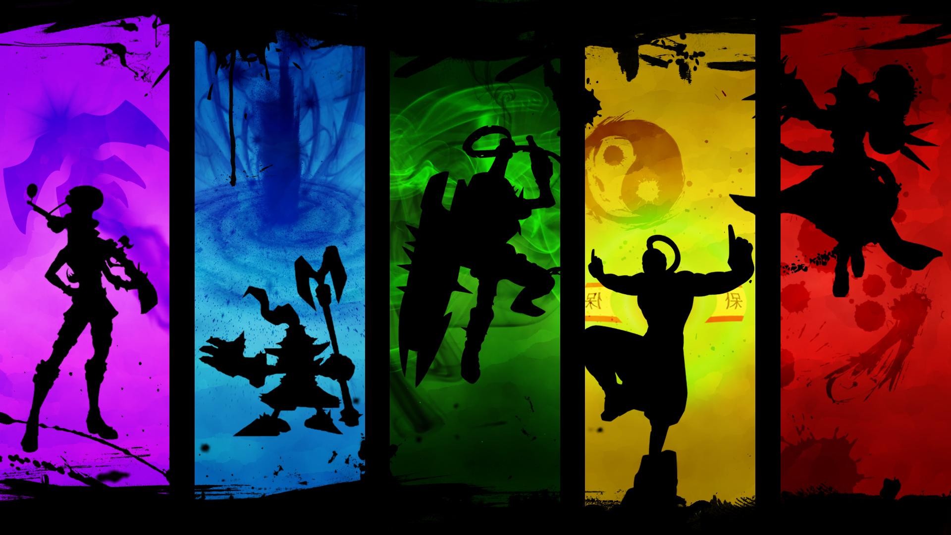 League of Legends Fan Art  League of Legends Wallpapers