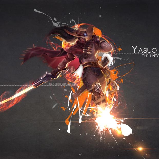 HighNoon Yasuo
