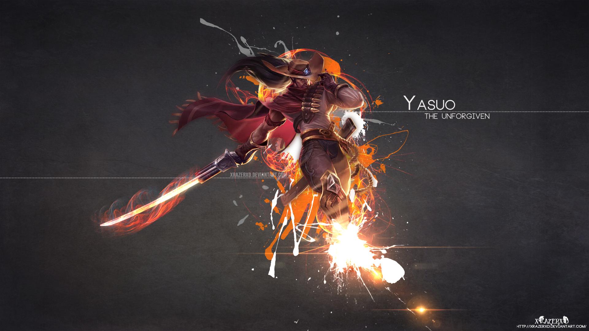yasuo wallpaper - photo #9