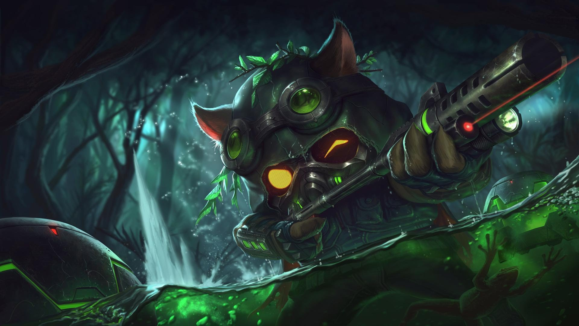 teemo wallpaper - photo #1