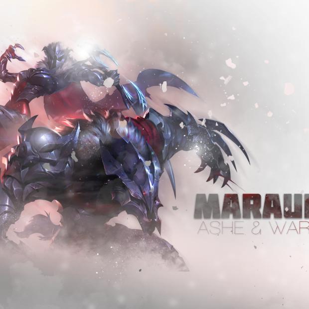 Marauder Ashe & Warwick