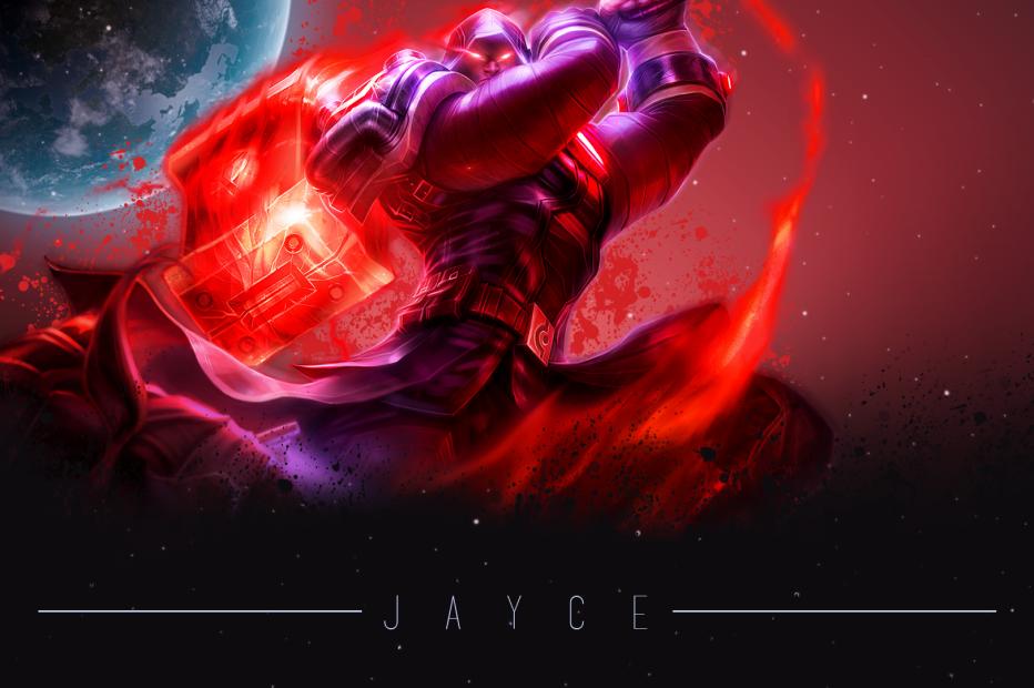 Forsaken Jayce