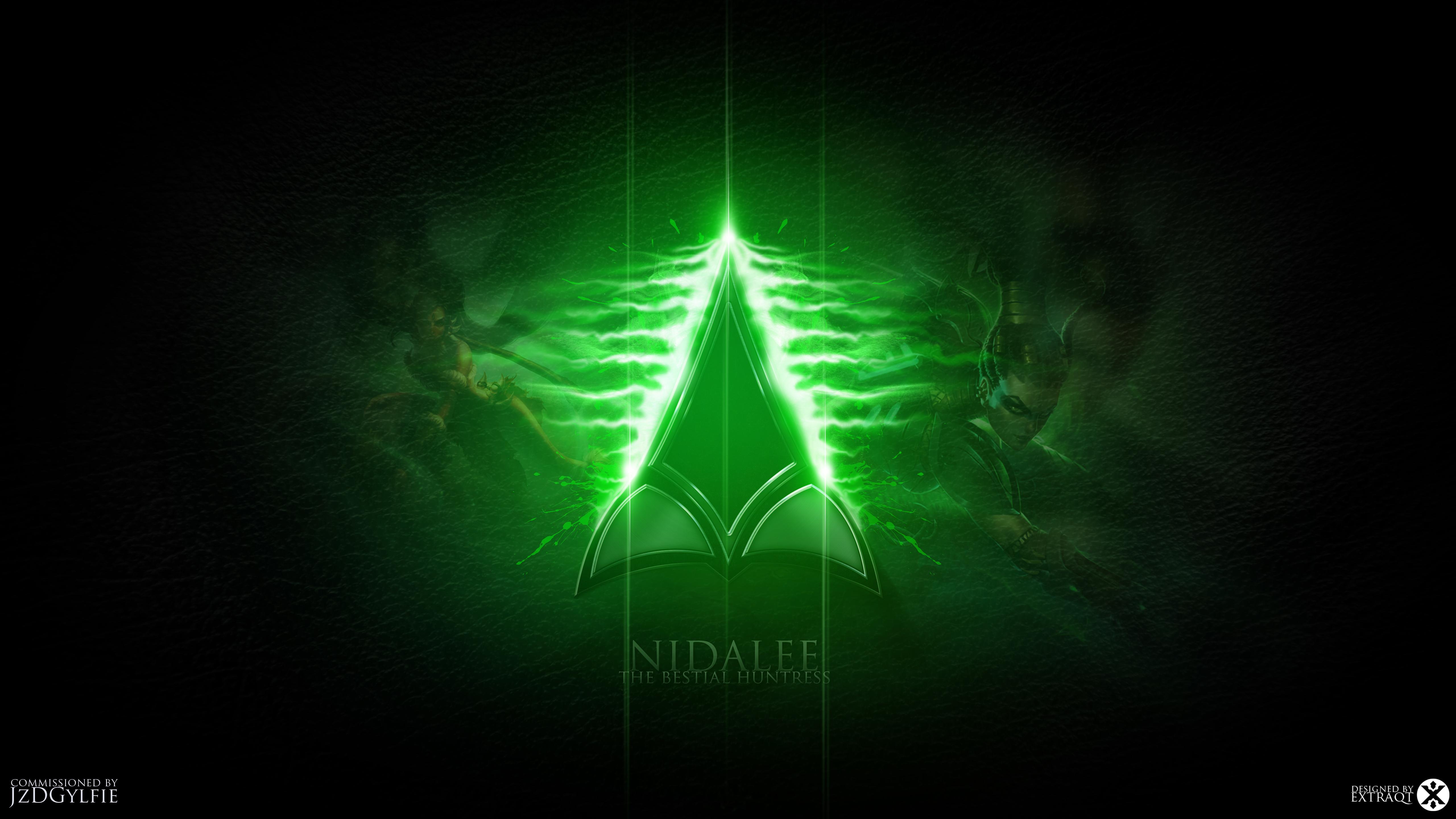 Nidalee Fan Art - League of Legends Wallpapers