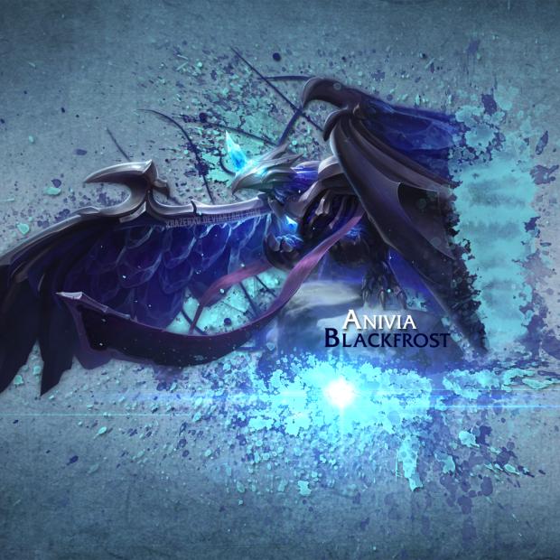 BlackFrost Anivia