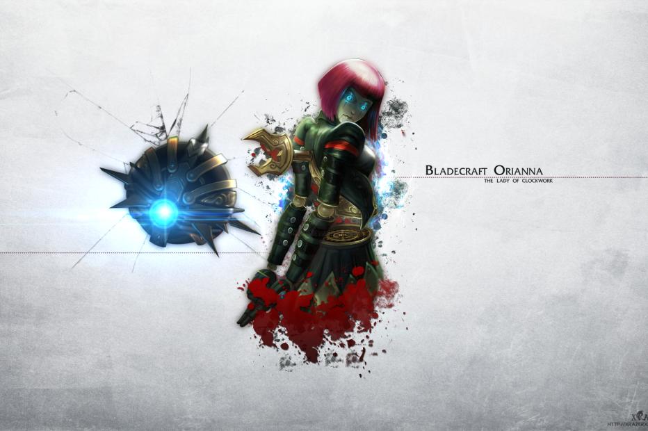 Bladecraft Orianna