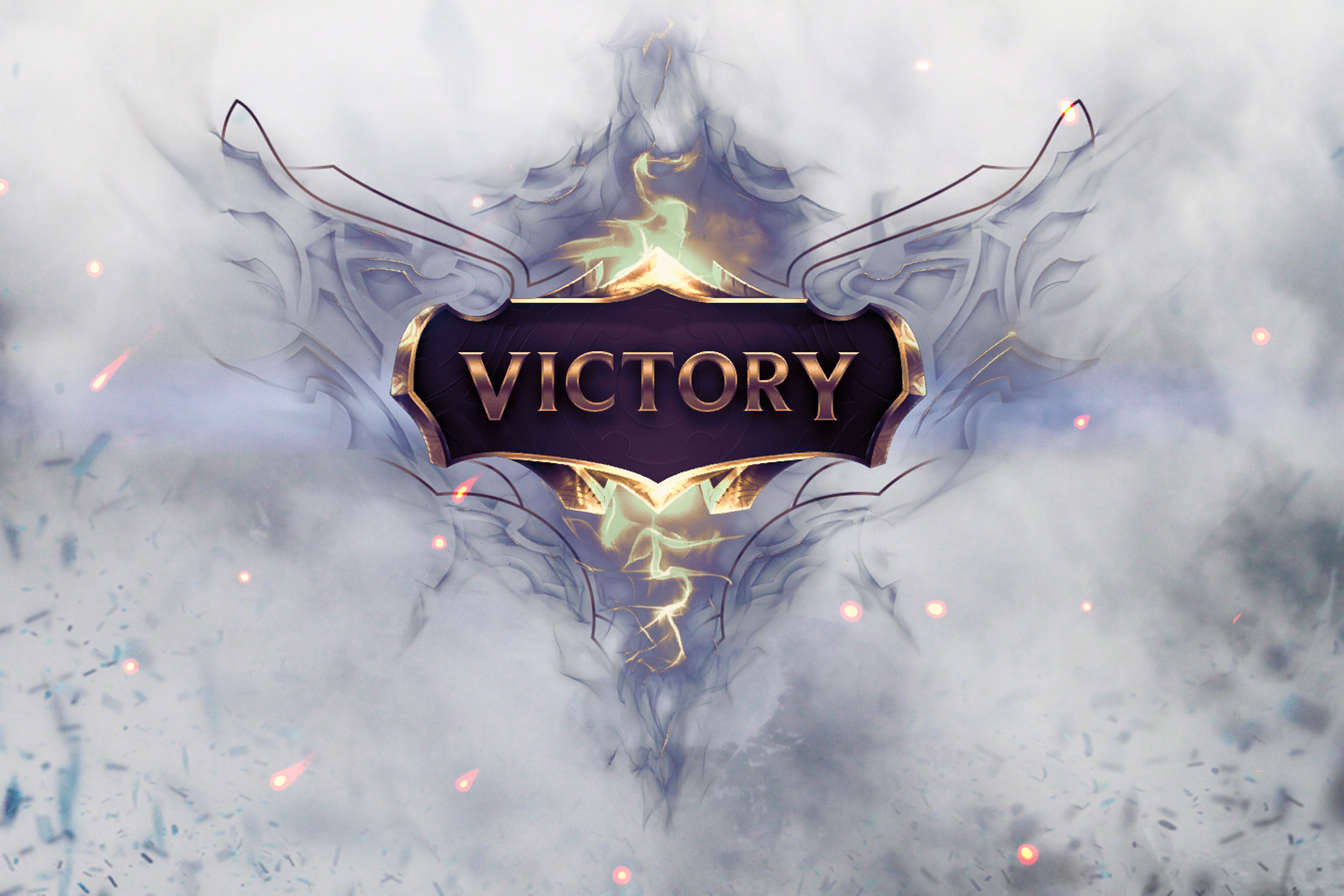 Victory League Of Legends Wallpapers