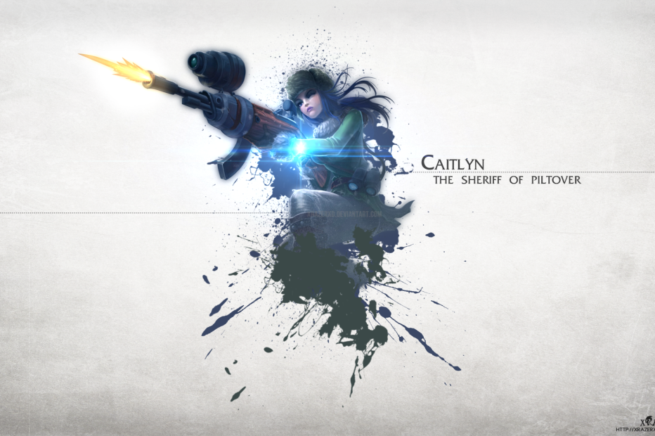 Warfare Caitlyn