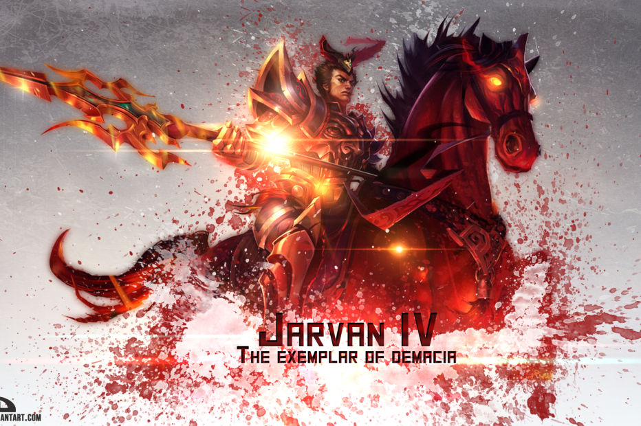 Warring Kingdoms Jarvan IV