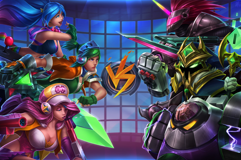 Arcade Battle