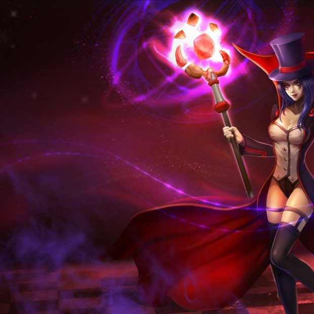 Prestigious Leblanc Chinese Splash Art