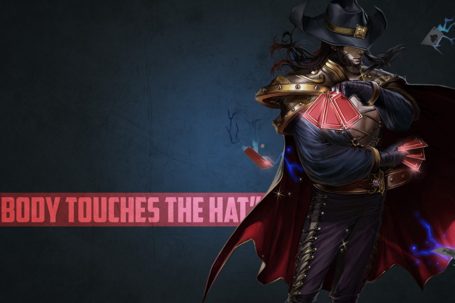 Tango Twisted Fate Wallpaper | www.pixshark.com - Images ...