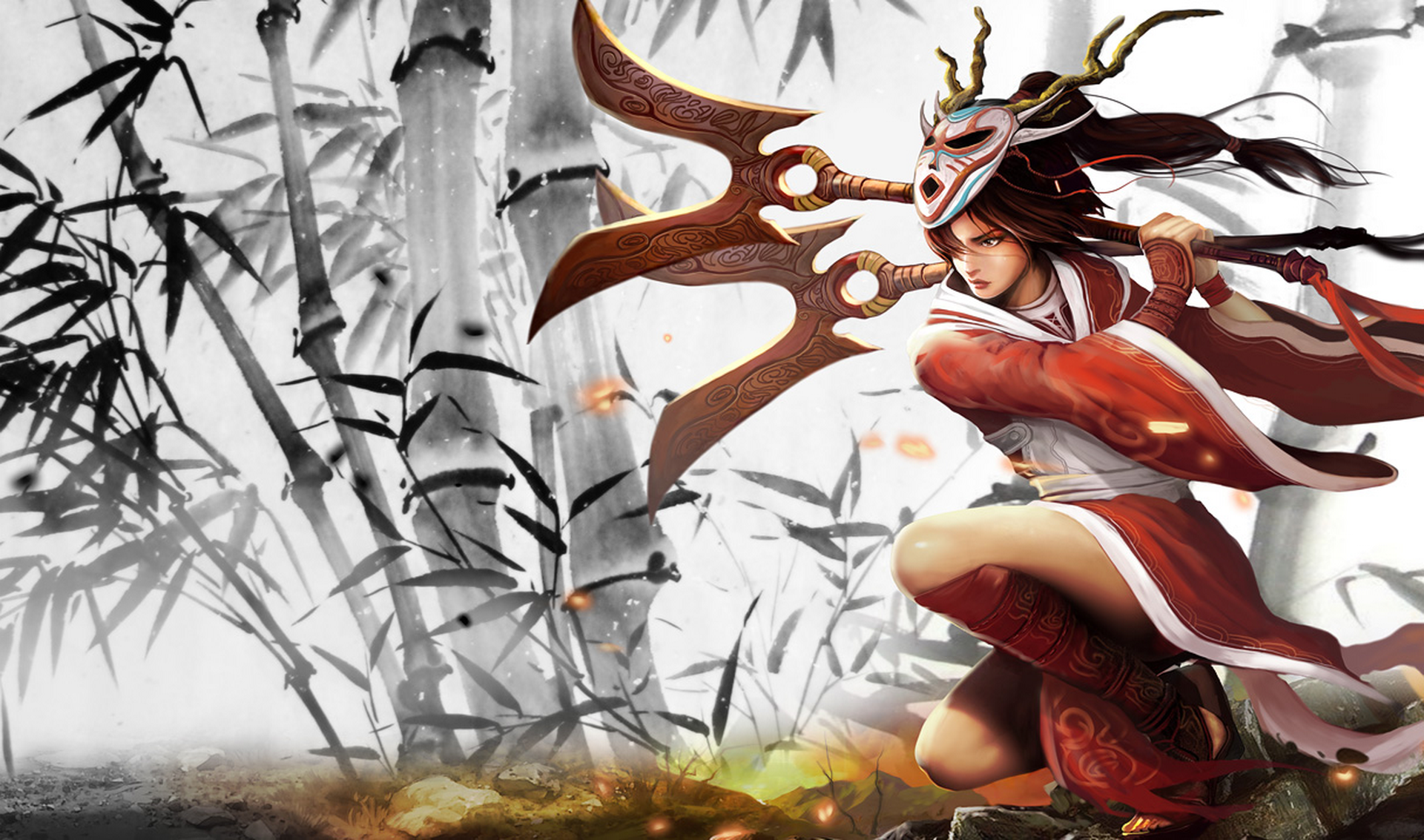 Blood Moon Akali Lolwallpapers