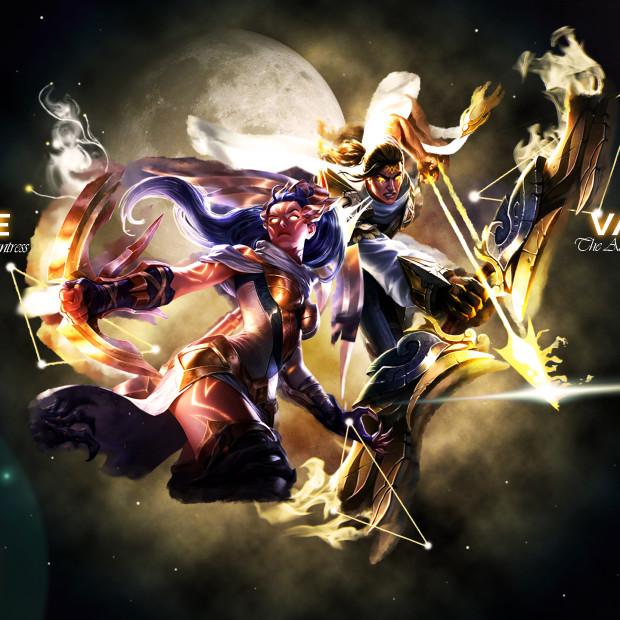 Arclight Vayne & Varus