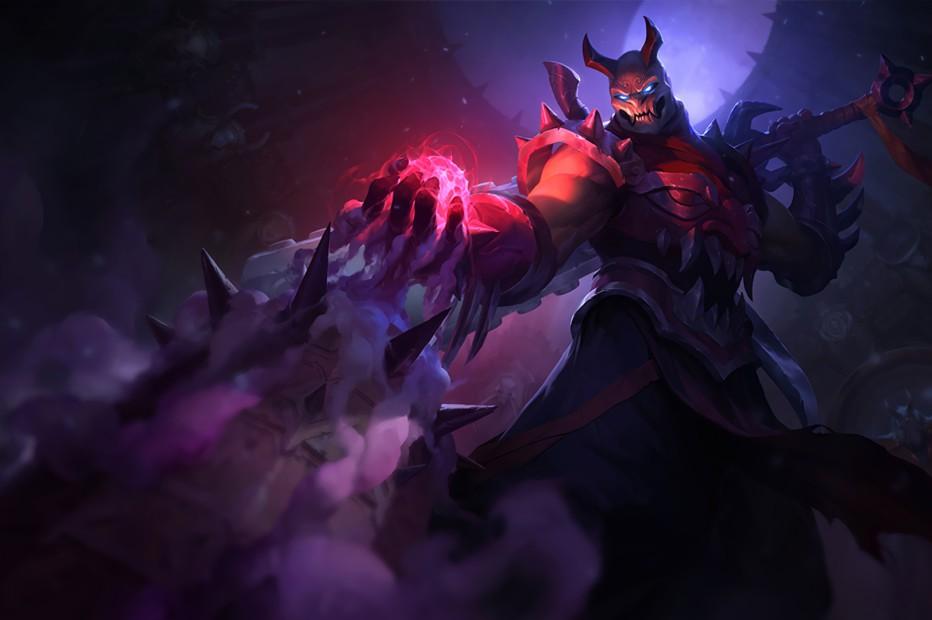 Blood Moon Shen