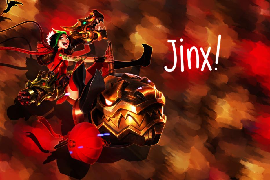 Firecracker Jinx