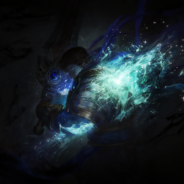 Garen Teasing Wallpaper