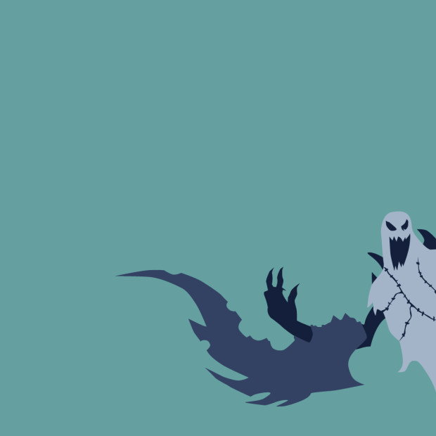 Haunted Nocturne Minimalistic